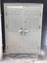 钢质室内门,室内钢质门,钢质非标门,宿舍门定做图片