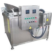 液化气油炸锅馓子油炸机油水分离自动控温油炸机图片