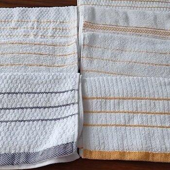 洗浴足浴汗蒸一次性毛巾纯棉白毛巾厂家