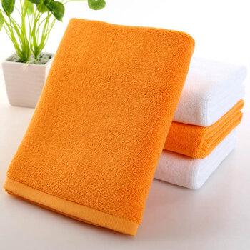 廠家生產銷售酒店洗浴毛巾浴巾吸水不掉毛