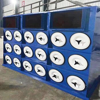 安徽機組空氣過濾濾筒除塵器價格