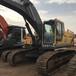 九成新沃爾沃360挖土機原版車漆傳統動力精品二手挖掘機