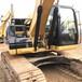 急需轉讓9成新卡特320D挖掘機原版車漆傳統動力精品二手挖掘機