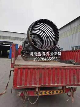 郑州厂家生产滚筒筛移动滚筒筛筛石机