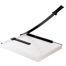 得力8012A3钢质切纸机切纸刀裁纸机裁纸刀图片