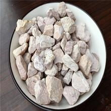 天然斜發沸石廠家沸石濾料價格沸石填料生產廠家圖片