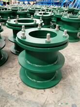 大口径柔性防水套管刚性防水套管伸缩节供应DN100-DN3000图片