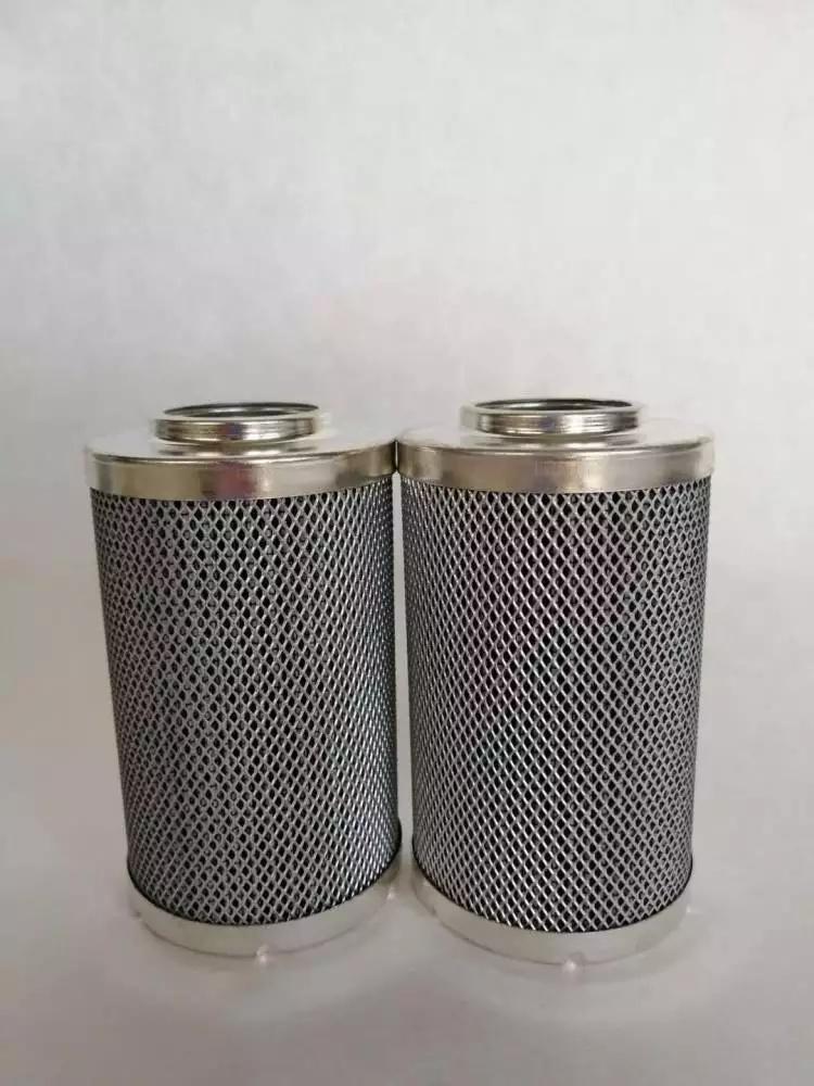 天然气滤芯SPCHG-36不锈钢编织网滤芯天然气滤芯厂家
