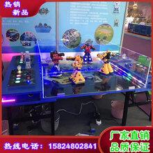 商用对战机器人多人趣味益智玩具铁甲机器人打架夜市摆摊项目图片