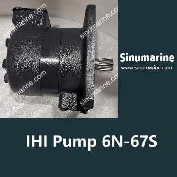 CraneHydraulicpumpforhoisting6N67+VS船用油泵