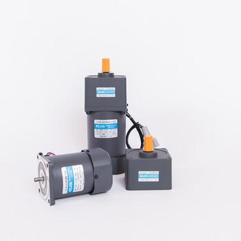 微型电动机厂家生产4极交流调速电机220w减速调速电机180w