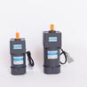 科劲齿轮减速电机定制马达交流单相220V小型微型带刹车调速电机