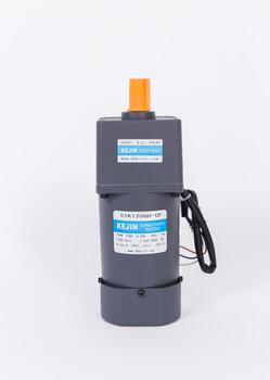 科勁微型調速電機廠家單相異步電動機減速調速電機180w