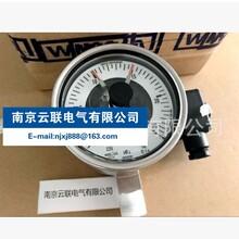 WIKA机械电子压力表PGS23.100.带开关电接点