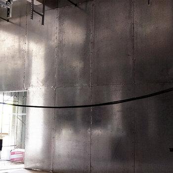化工厂镀锌钢板防爆墙