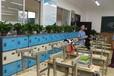 福建ABS塑料学校教室书包柜ABS塑料更衣柜储物柜批发