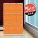 易安格廠價批發ABS塑料更衣柜員工儲物柜防水防潮可物流配送