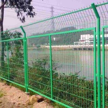 双边丝护栏网扁铁护栏网防抛网防眩网