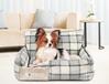 直銷新款四季通用可拆洗狗窩夏季涼席創意寵物用品