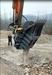 江蘇徐州挖機斗式破碎設備挖機液壓粉碎鏟斗
