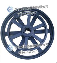 武漢奧日森供應歐標皮帶輪spa錐套皮帶輪圖片