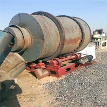 常年出售二手滾筒烘干機河沙烘干機有機肥烘干機煤泥烘干機圖片