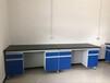 廠家試劑架可定制實驗室設備實驗臺全鋼醫院操作工作臺