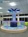 定做鋼化玻璃兒童泳池戲水池室內大型恒溫泳池