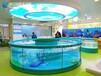 新生儿泳池,钢化玻璃儿童泳池