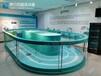 伊贝莎儿童游泳池,室内大型钢化玻璃儿童泳池戏水池室内大型恒温泳池