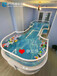 寶寶游泳沖浪池
