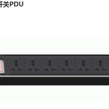 諾貝佳8位輸出萬用插孔帶開關PDU總代理圖片