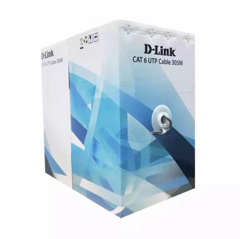 深圳D-Link六类非屏蔽网线代理商