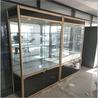 陕西咸阳玻璃展示柜样品柜陈列柜饰品展示柜商场展示柜厂家定制