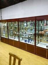 陜西西安玻璃展示柜展柜定做禮品柜樣品柜商場展示柜廠家圖片