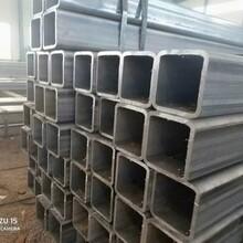 180x180x8小口徑薄壁方管湖南Q355B矩形方管材質全圖片