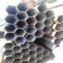 40×70鍍鋅六角管規格、荊州50×50鍍鋅八角管圖片