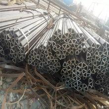 漯河扇形镀锌管、100×100镀锌三角管供应图片