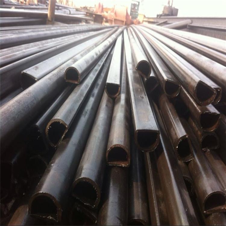 價格-80×160鍍鋅馬蹄管來圖加工制作 蘇州D形管