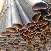 益阳薄壁马蹄管、70×140镀锌D型管规格全图片