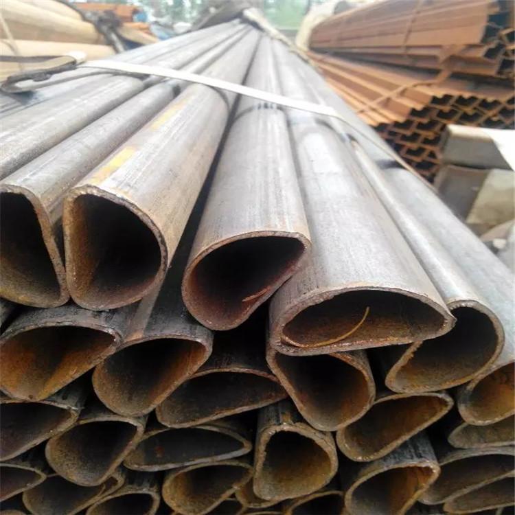 價格-20×40鍍鋅馬蹄管廠家報價 延邊小口徑D型管