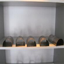 十堰镀锌马蹄管、70×140镀锌D型管设计图片