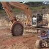 挖改巖石鋸