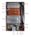 海爾海爾燃氣熱水器維修,來安縣海爾熱水器維修24小時故障報修熱線
