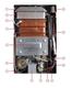 海爾燃氣熱水器維修圖