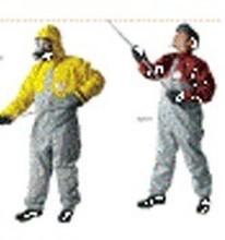 氯丁橡膠防護服_化學危險品防護服,液體致密型防化服/化學防護服圖片