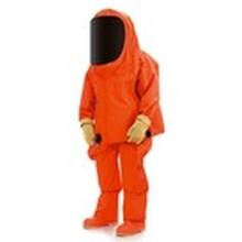 化學危險品防護服-腐蝕性物質防化服-化學品倉庫防護服-防酸堿服圖片