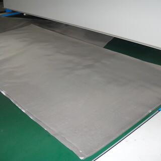 金属网格布自动横切机图片5