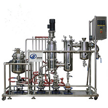 316L不銹鋼分子蒸餾儀AYAN-F60-S圖片
