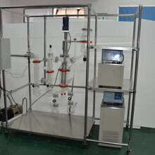 AYAN-F80小型分子蒸餾儀蒸發面積0.1㎡圖片